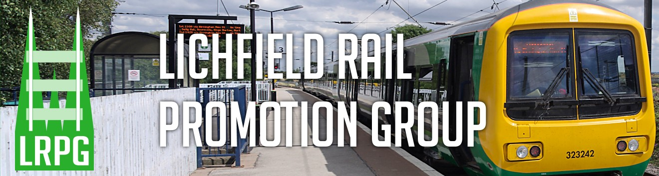 Lichfield Rail Promotion Group